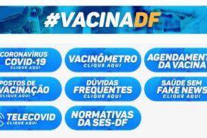 Cadastro Agendamento Vacina-DF