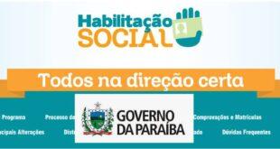 CNH Social Detran da Paraíba